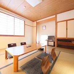 【禁煙】和室10畳【リーズナブルで人気の客室】