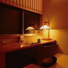 【本館B】和室6畳+8畳+ミニ読書室■風呂無