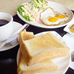 <和食or洋食?>選べる朝食ですっきりお目覚め♪Wi-Fi無料&無料駐車場〜朝食付き〜