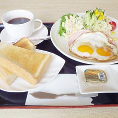 朝夕のお食事はホテルで!手作りのお食事に舌鼓。Wi-Fi接続無料&無料駐車場〜2食付き〜