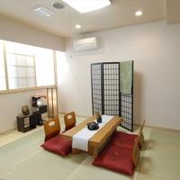【喫煙】和室【大】1F大浴場あり(バス・トイレ独立)