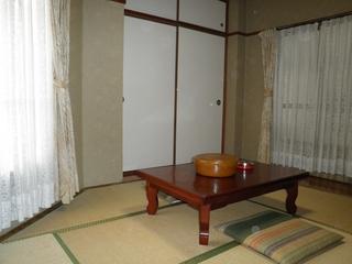 和室中(バス・トイレ付、1〜4名)
