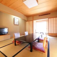 本館【禁煙室】和室10畳 広縁のある標準室