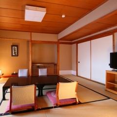本館 和室10畳+4畳 ちょっとゆとりのお部屋/45平米