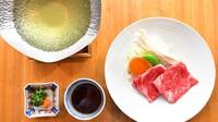 【4〜5月限定】佐賀の旬×特選和牛お茶しゃぶを愉しむ♪和楽御膳プラン