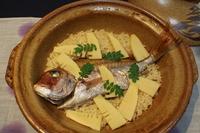 鳴門鯛とブランド牛食べ比べプラン