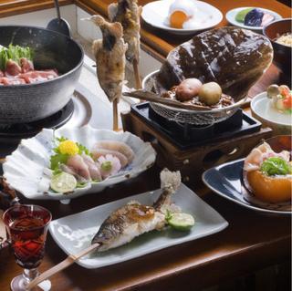 【20周年記念】祖谷郷土料理会席に舌鼓、旅行後も楽しみ。「思い出便」付プラン