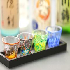 四国四県飲み比べ付!「極」会席で新酒を堪能プラン♪