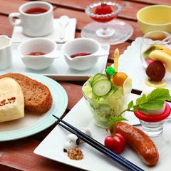 自家製高原焼きパンがリピーターに人気♪朝食付プラン