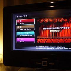 VOD・有料チャンネル(洋画・邦画など)150タイトル動画見放題プラン