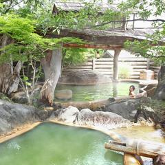 【春夏旅セール】【朝食付プラン】広々とした源泉かけ流し温泉を満喫♪コンビニ目の前