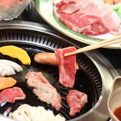 【新プラン】☆ついに登場☆自家牧場産☆『焼肉』食べ放題満腹プラン♪現金特価