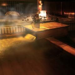 【当館人気】 お料理が一番のオススメ! 1室4名様までは夕食も朝食もお部屋食!貸切温泉を無料で満喫!