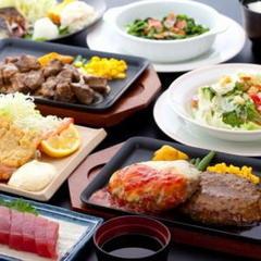 【当館人気】 4店舗から選べる!朝食無料、夕食付きプラン♪