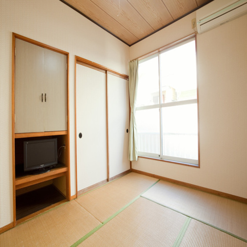 Superior Japanese-Style Family Room with Shared Bathroom