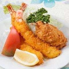 【スタンダード】日替わり2食付きプラン(^^♪
