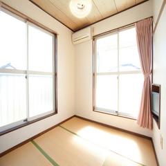 【禁煙】和室4.5畳〜6畳(NET利用可)