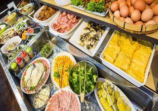 【新春フェア】ポイント10倍!★一日の始まりは品数豊富な朝食バイキング&大浴場サウナ無料!
