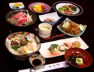 お肉好きな方へ!【和牛と長州鶏】プラン〔1泊2食付〕