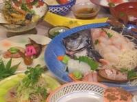【わんこと一緒にお泊り♪】獲れ獲れ地魚プラン♪〔1泊2食付〕