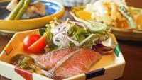 【富山の旬の食材を堪能】雲海で一品料理が選べる嬉しい夕食〇夕・朝食付〇2名様以上でご宿泊検討中の方へ