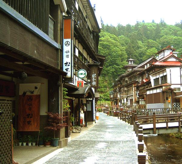 銀山温泉 旅館松本 関連画像 2枚目 楽天トラベル提供
