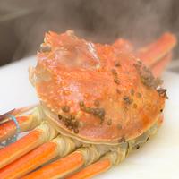 """【加能蟹-お二人で1杯】<焼き・刺し・茹で>""""お客様のお好み""""で調理。ブランド蟹の味覚を体感"""