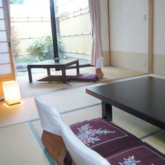 専用露天風呂付客室