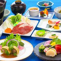 【ご当地福島牛】ちょっと贅沢に熱々まろやかステーキ付ガッツリプラン♪