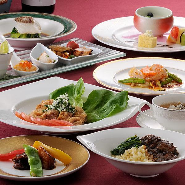 【2食付(夕・朝)】広東料理 翡翠廳「黒さつまチャイニーズ」宿泊プラン