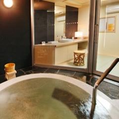 【貸切風呂40分無料】カップル、ファミリーで水入らず♪せっかくだからお風呂も一緒☆貸切風呂付プラン♪