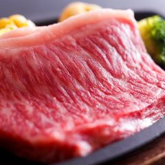 【但馬牛ステーキ会席◇牛の雫-Gyu no Shizuku-】やわらかな霜降りを堪能♪
