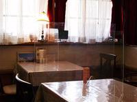 カード【2食付】夕食はusステーキ等の牛肉がメインの洋食★アクリル板・全室換気扇有◆温泉「湯館」優待