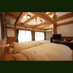 四つ葉・露天風呂付き特別室