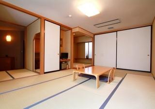 当ホテル2室 至福のセミスイート78平米