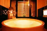 お風呂付き特別室;さくらの間10畳(バス・トイレ・洗面付き)
