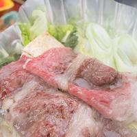 【出張・一人旅歓迎】温泉でのんびり&夕食は熱々山形牛鍋定食