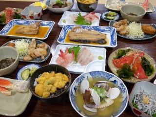 日本海「うに丼」プラン