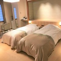 【本丸和モダンベッド客室】禁煙◇畳にベッドを備えたモダン空間