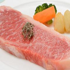 【山形牛サーロインステーキと季節のこだわりバイキング】 ☆山形牛のきめ細やかな美味しい脂質を楽しむ☆
