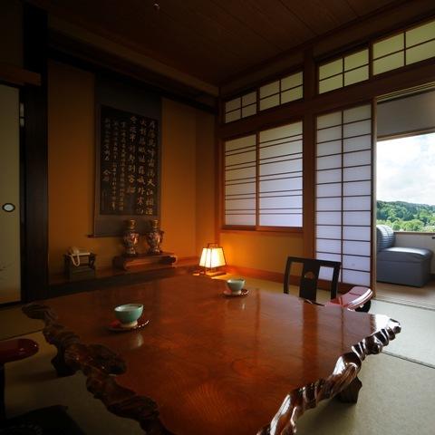 和室【ラドン温泉は、常時入浴できます。...