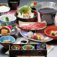 【楽天スーパーSALE】20%OFF!じゅわーと美味!「すき焼きスタンダード会席」