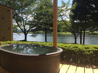 【二室限定】露天風呂付き和室