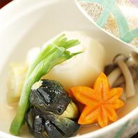 【新・磯膳〜美味しい伊豆旅グレードアップ】アワビ&サザエ壺焼き&金目鯛姿煮付き