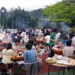 ☆ロシュ夏の風物詩☆家族で友達で夏は避暑地でお肉いっぱい『手ぶらでバーベキュー』【特典付】