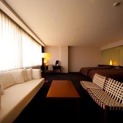 デザイナーズ客室【特別洋室4ベッド】807号室【禁煙】