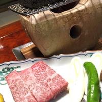 【カラダトトノエ会席】飛騨牛石焼付き〜身体に優しいプチ薬草コース