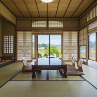 【離れ特別室】一水 issui■二間続き和室+寝室