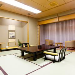 西館・6階客室(和室15畳または12.5畳+6畳)【R6】