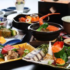 おいしさいっぱい舌もココロも大満足!豪華食材の饗宴